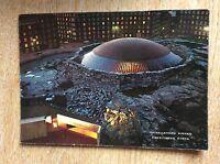 U1-3 postcard used finland helsinki taivallahden kirkko