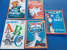 Dr Seuss Bright and Early Reader Book Collection