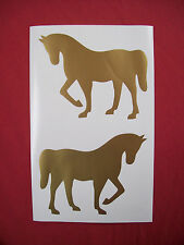 Horse Stickers x2