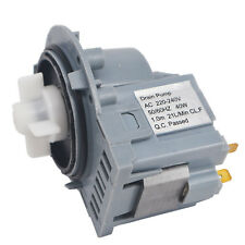 40W Washing Machine Water Drain Pump For LG WD10020D WD11020D WD12020D WD13020D