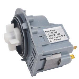 40W Washing Machine Water Drain Pump For Samsung WF1104XAC WF1104XAC/XSA