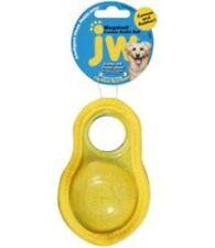 New JW Pet Toy Small Megalast Canvas Rubber Kettleball Dog Toy