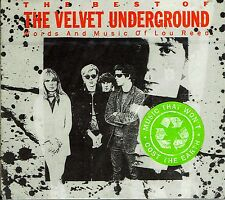 CD - THE VELVET UNDERGROUND - The best of