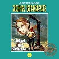 Angebot! JOHN SINCLAIR Tonstudio Braun Folge 21 * Hügel der Gehenkten * NEU/OVP