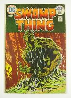 Swamp Thing #9 Signed by Berni Wrightson Clash Cover DC Comics