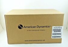 New American Dynamics AD ADCIEH0922TN NTSC 9-22mm CCTV Security Dome Camera