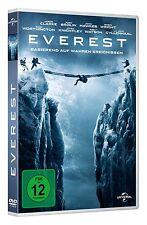 DVD * EVEREST - Jake Gyllenhaal , Josh Brolin # NEU OVP +