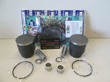 POLARIS INDY 440 XCR SPI PISTONS,GASKETS, BEARINGS 1993-1994