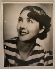 2 original vintage press photographs by Walter Bird (1903-1969) movie stars