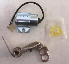 Jeep WW2 Willys MB Ford GPW, A1687 A1631 Ignition Points & Condenser, 12V, G503