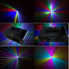 NEW 280mW  RGB Party DMX disco dj stage laser Lighting show equipment projector