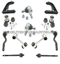 MERCEDES W210 Front Control Arm Arms Ball Joint Joints Sway Bar Tie Rod Rods Kit
