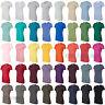 Bella Ladies The Favorite Tee Cotton Longer T-Shirt 48 Colors S-2XL 6004
