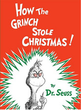 How The Grinch Stole Christmas by Dr. Seuss (Hardcover) New