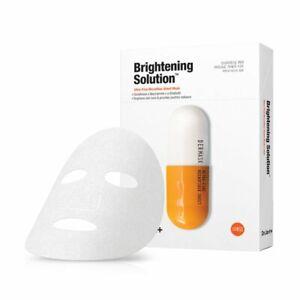 Dr. Jart+ - Dermask Micro Jet Brightening Solution - 5 Sheet Masks [US SELLER]
