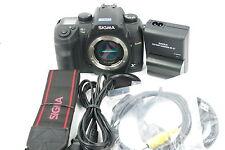"""MINT""Sigma SD SD15 14.0 MP Digital SLR Camera - Black (Body Only) free shipping"