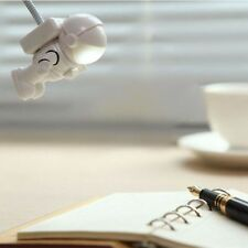 Flexible Astronaut LED USB Night Light Mini Lamp for Laptop PC Notebook Reading