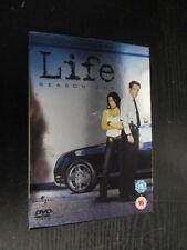 ***LIFE SEASON ONE 1. (DVD, 2009, 3-Disc Set) - REGION 2*** FREE P&P
