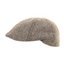 Unbranded Tweed Flat Cap Hats for Men