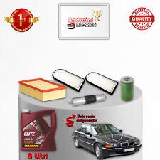 Kit Inspección Filtros + Aceite BMW Serie 7 E38 730D 142KW 193CV 2001- >