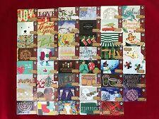 47 Starbucks Gift Cards Set Christmas 2016 Edition New + 8 BONUS CARDS