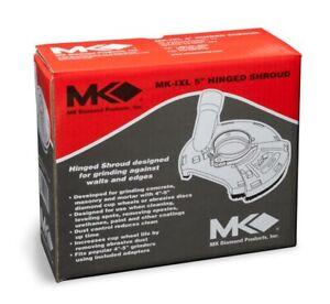 "MK DIAMOND MK-IXL 5"" FULL VACUUM SHROUD, CONCRETE GRINDING # 170762"