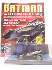 Batman Automobilia Car Collection 58 Beware The Batman Batmobile and Magazine