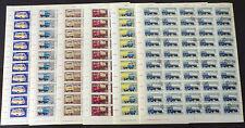 Gestempelte Briefmarken der DDR (1949-1990) als Satz