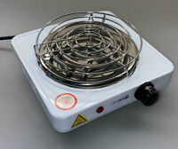 Elektrischer Kohleanzünder 1000W Heizplatte Shisha Kohle E-Heater Wasserpfeife