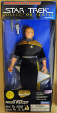 """Star Trek CHIEF MILES O'BRIEN Playmates Collector Series 9"""" Action Figure"""