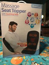 massage seat topper *new Health Touch