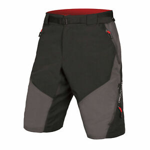 ENDURA HUMMVEE SHORT II WITH LINER Grey (Size Small Only)
