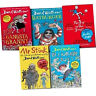David Walliams 5 Books Set Collection, Ratburger, Gangsta Granny, Mr Stink, Bill