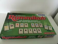 ORIGINAL RUMMIKUB GAME - RARE STRATEGY GAME BY TOMY - IN VGC