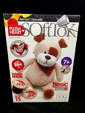 PLUSH HEART HOME STUDIO / SOFT TOY – 15cm DOG
