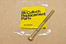NOS New McCulloch SP Super Pro 125 C Chain Saw Chain Tensioner Adjustment Screw