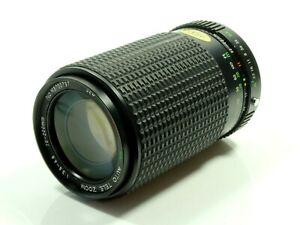 Cobra MC Auto 70-200mm 3.8-4.8 Tele Zoom Camera Lens Pentax KA Mount K8700797