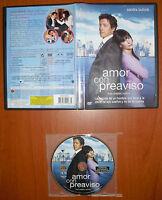 Amor con preaviso (Two weeks notice) [DVD] Sandra Bullock,Hugh Grant,Alicia Witt
