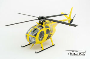 Fuselage kit Hughes OH-6A 1:18 for Blade 200S  / 200SRX etc