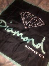 Diamond Supply Skateboard Flag