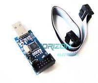 2PCS 51 AVR Programmer USB ISP USBASP Programmer for ATMEL