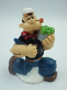 Figurine popeye Vintage toys pvc souple creux 9cm