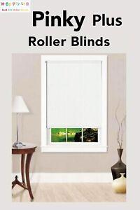 100% Blackout Roller Blinds Size (60-300)x210/280cm Match Color Accessories