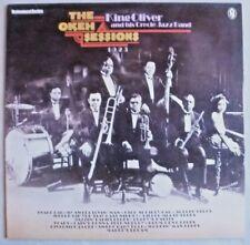 VINTAGE 33 1/3 LP-King Oliver CREOLO jazz band OKEH sessioni 1923 EMI EG 2605791