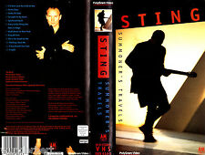 "VHS - "" STING - Summoner`s Travels """