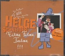 Helge Schneider Fitze fitze fatze (1997) [Maxi-CD]
