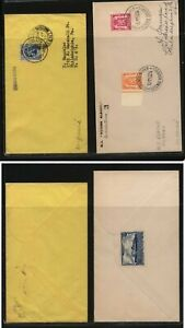 Belgium  2 nice  ship cancel  covers             MS0902