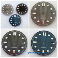 31mm 3 colors watch Dial Fit eta 2836/2824 2813/3804 Miyota 8215 821A  movement