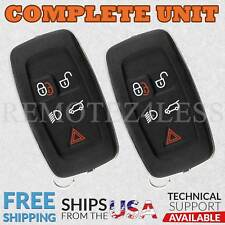 2 For 2010 2011 2012 2013 2014 2015 Land Rover Range Rover Sport Keyless Remote