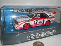 SCALEXTRIC AUDI SPORT QUATTRO E2 SCALA 1/32 SLOT CAR 553538